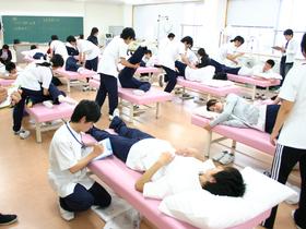 富士リハビリテーション専門学校理学療法学科のイメージ