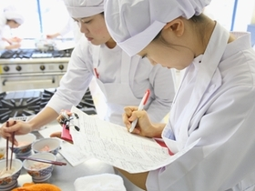 織田栄養専門学校栄養士科のイメージ