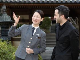 専門学校日本ホテルスクール国際ホテル 英語専攻のイメージ
