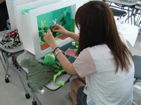 東京デザイン専門学校ディスプレイデザイン科のイメージ