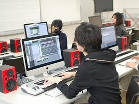 横浜デジタルアーツ専門学校ミュージック科 DTMコースのイメージ