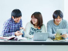 新潟コンピュータ専門学校IT高度専門学科(4年制)のイメージ