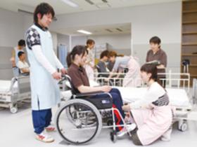 城西国際大学福祉総合学部 福祉総合学科 介護福祉コース(介護福祉士養成施設)のイメージ