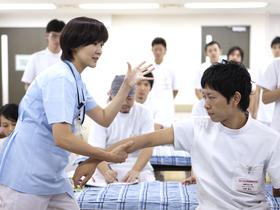 東京医療専門学校鍼灸マッサージ科 �T部のイメージ