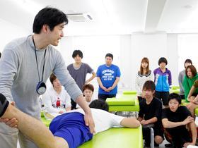 中部学院大学看護リハビリテーション学部 理学療法学科のイメージ
