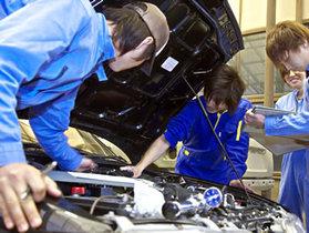 大阪産業大学工学部 交通機械工学科のイメージ