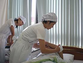 晃陽看護栄養専門学校看護学科のイメージ