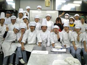 晃陽看護栄養専門学校製菓製パン衛生師学科のイメージ