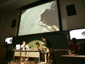専門学校 札幌マンガ・アニメ学院アニメーションデザイン学科のイメージ