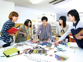 大阪総合デザイン専門学校ビジュアルコミュニケーションデザイン学科のイメージ