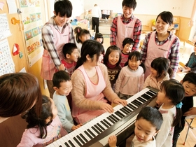 埼玉東萌短期大学幼児保育学科のイメージ