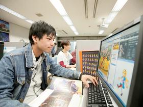 トライデント コンピュータ専門学校CGスペシャリスト学科のイメージ