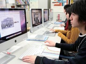 トライデント コンピュータ専門学校Webデザイン学科のイメージ