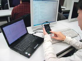 トライデント コンピュータ専門学校高度情報学科 Androidアプリ専攻のイメージ