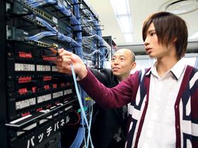 トライデント コンピュータ専門学校高度情報学科 ネットワーク専攻のイメージ
