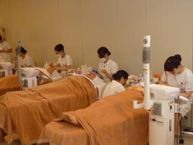 ヤマノエステティック総合学院 東京校エステティック本科総合コースのイメージ