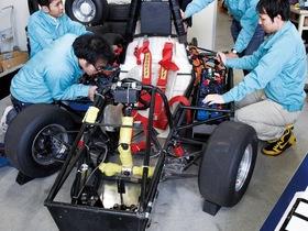 大同大学工学部 総合機械工学科のイメージ