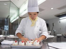 神戸国際調理製菓専門学校製菓衛生師科のイメージ