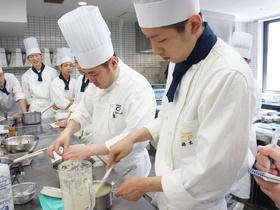 神戸国際調理製菓専門学校調理スペシャリスト本科のイメージ
