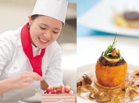 三重調理専門学校調理製菓2年コース(調理・製菓・サービス)のイメージ