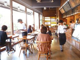 専門学校 福岡ビジョナリーアーツフードクリエイト カフェのイメージ