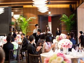 専門学校 福岡ビジョナリーアーツウェディングプロデュース ハウスウェディングのイメージ