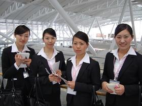 西日本アカデミー航空専門学校航空ビジネス学科 エアラインスペシャリストコースのイメージ