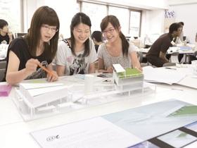 大阪産業大学デザイン工学部 建築・環境デザイン学科のイメージ