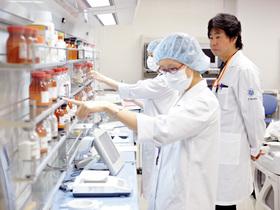 東邦大学薬学部 薬学科のイメージ