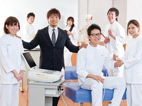 東海医療科学専門学校柔道整復科(高卒以上)のイメージ