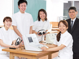東海医療科学専門学校言語聴覚科(四大卒以上)のイメージ