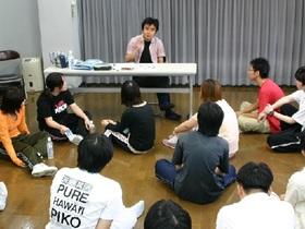 日本ナレーション演技研究所声優スターティングセミナー(代々木校のみ)のイメージ