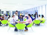 名古屋外語・ホテル・ブライダル専門学校フォトギャラリー4