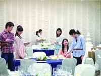 名古屋外語・ホテル・ブライダル専門学校フォトギャラリー5