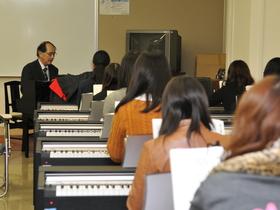 聖徳大学(女子)音楽学部 音楽総合学科のイメージ