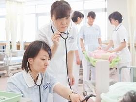 国際メディカルテクノロジー専門学校看護学科(3年課程・4年制)のイメージ
