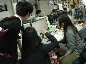 東京情報大学総合情報学学部 知能情報システム研究室(情報システム学系)のイメージ