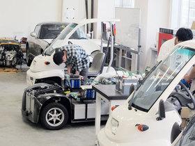 西日本工業大学工学部 総合システム工学科 電気情報工学系のイメージ