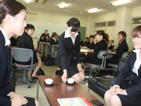 岡崎女子短期大学現代ビジネス学科のイメージ