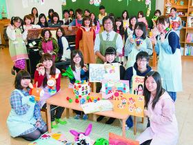 北海道ハイテクノロジー専門学校こども保育学科のイメージ