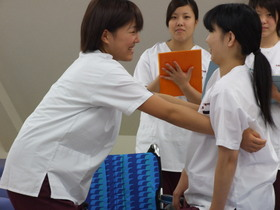 九州医療スポーツ専門学校理学療法学科のイメージ