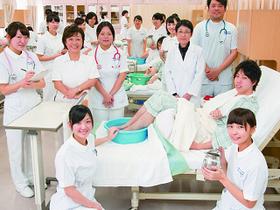北海道ハイテクノロジー専門学校看護学科のイメージ