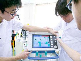 池見東京医療専門学校臨床工学科のイメージ