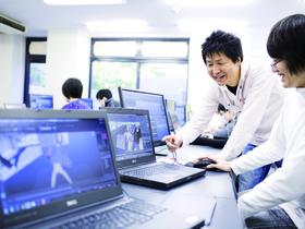 神戸電子専門学校3DCGアニメーション(2年制)のイメージ