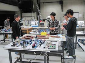 ものつくり大学技能工芸学部 製造学科のイメージ