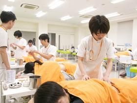 呉竹医療専門学校鍼灸科�U部のイメージ