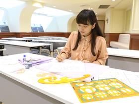 大阪エンタテインメントデザイン専門学校キャラクターコンテンツ学科のイメージ