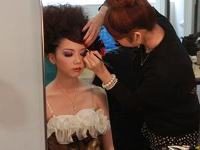明星国際ビューティカレッジ美容科 ヘアメイクアーティストコースのイメージ