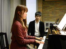 洗足学園音楽大学音楽学部 ピアノのイメージ
