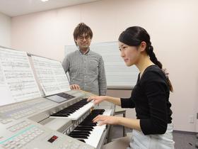 洗足学園音楽大学音楽学部 電子オルガンのイメージ